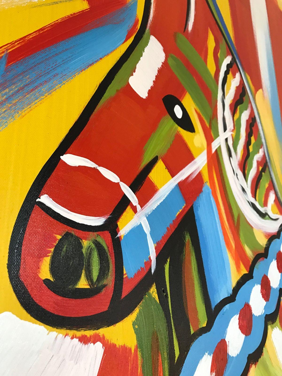ValleyHorse - Konstlagret - Tavlor   Oljemålningar 8650f72ca5bc5