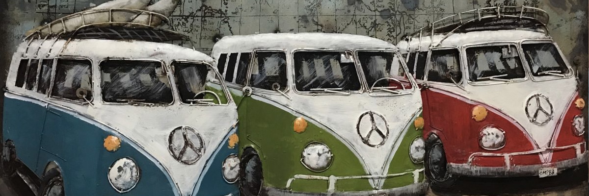 fordon bilar tavlor